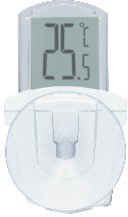Electronic window thermometer from thermometers direct for Koch thermometer
