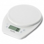 Salter Aquatronic Electronic Digital Kitchen Scales - White - 1023 WHDR14
