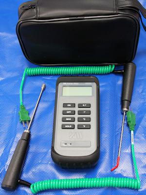 Comark Km330 Legionella Water Thermometer From
