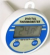 Bath and Pool Thermometer Zeal P1511